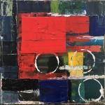 Abstract Painting III 177) 17